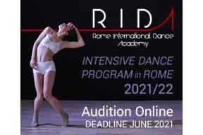 Intensive Dance Program ROME