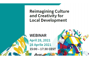 Reimagining Culture And Creativity For Local Development