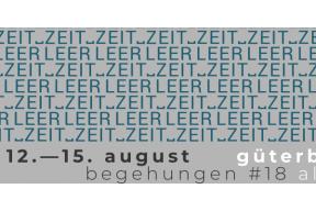 Open Call -  the festival BEGEHUNGEN 2021