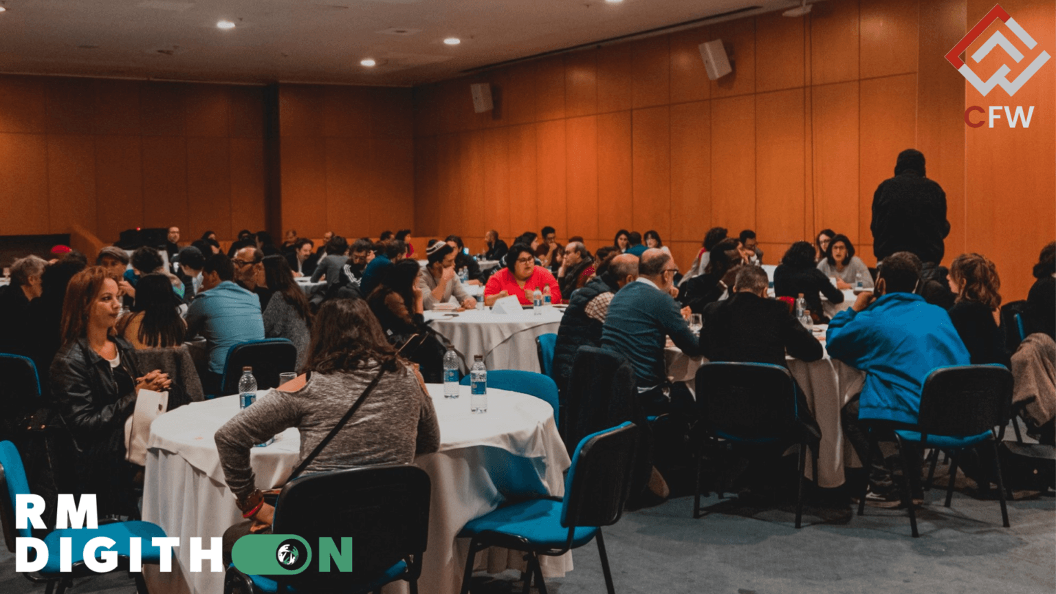 EVENT : Resources Mobilisation Digithon - RMD 2021