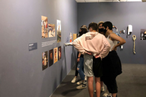 Exhibition: 10 YEARS OF ART AND SCHOOL