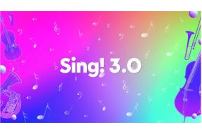 MUSIC COURSE : SING! 3.0
