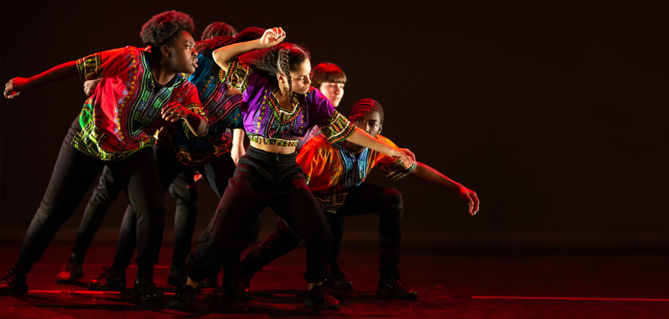 Creative Director & Chief Executive at East London Dance
