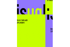 Visualise – international exhibition support programme