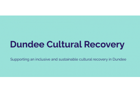 ONLINE EVENT : Dundee Cultural Recovery