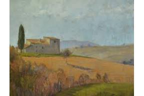 WORKSHOP: Artistic retreat, Toscana Plein Air