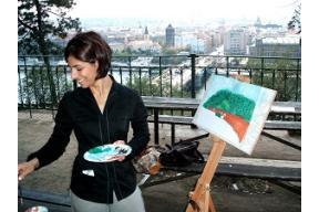 WORKSHOP: Artbreak, Prague in 'Babi Leto'