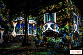 EXPOSITION: GAUDÍ, The immersive experience