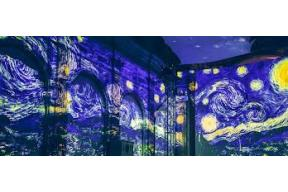 EXPOSITION: VAN GOGH, The immersive experience