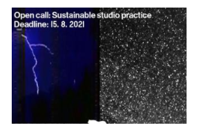 Open Call: Sustainable Studio Practise