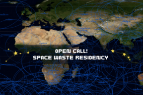 Greywood Arts / National Space Centre: Space Waste Residency