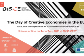 The Day of Creative Economies in the EU - Breakout Sessions Highlights