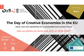 The Day of Creative Economies in the EU -The Opening Panel