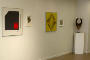 EXHIBITION: Tribal & Belgian Modern Art