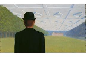 EXHIBITION: The Magritte machine