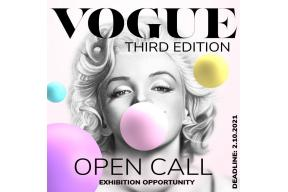 Open Call: VOGUE lll