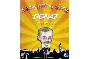 OPEN CALL: II Comic Contest DONAZ Ciudad de Cabra