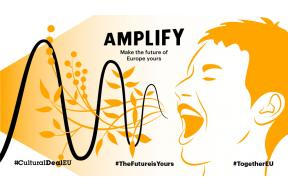 Amplify: Make the Future of Europe Yours