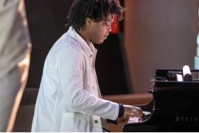 Concert: Ciné-impro dans la nef  Christophe Chassol