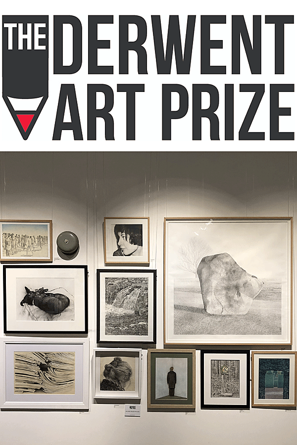 Derwent Art Prize 2022 - Now Calling for Entries