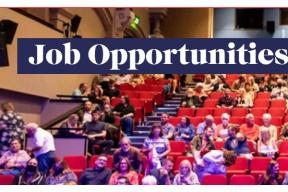 Job offer in: Performing Arts Programmer