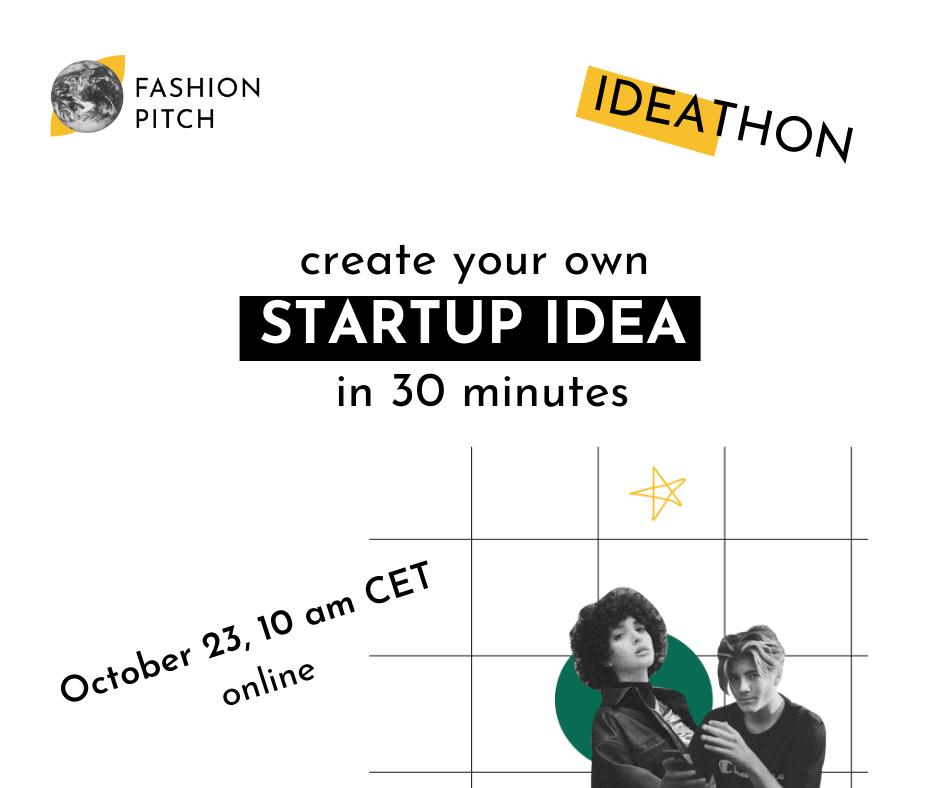 NFZ Fashion Pitch - Ideathon