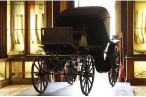 Mostra: La carrozza e le armi del re Vittorio Emanuele II