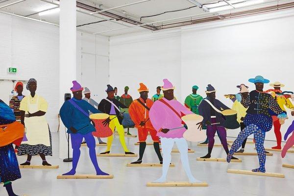 Lubaina Himid wins Turner Prize
