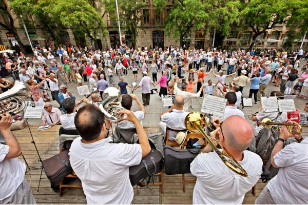Music and heritage on Europe Day
