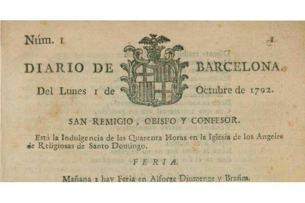 Crowdfunding Project to recover Barcelona's music history through newspaper articles (1792-1850)