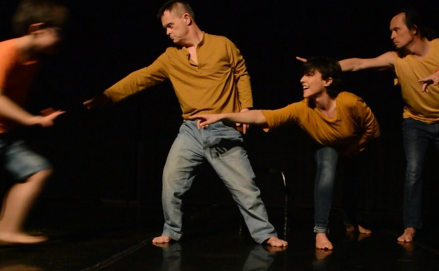 """(Dis)abilities: a conversation about inclusive dance"" @ Brussels Day of Dance"
