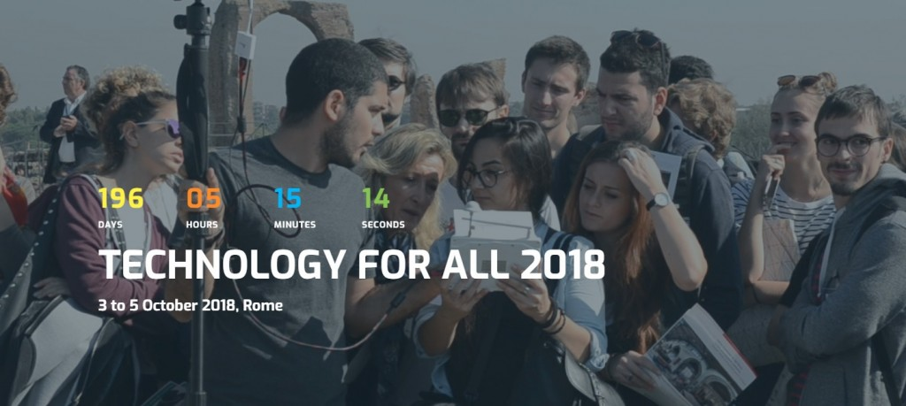 Technology for All 2018 – the international forum