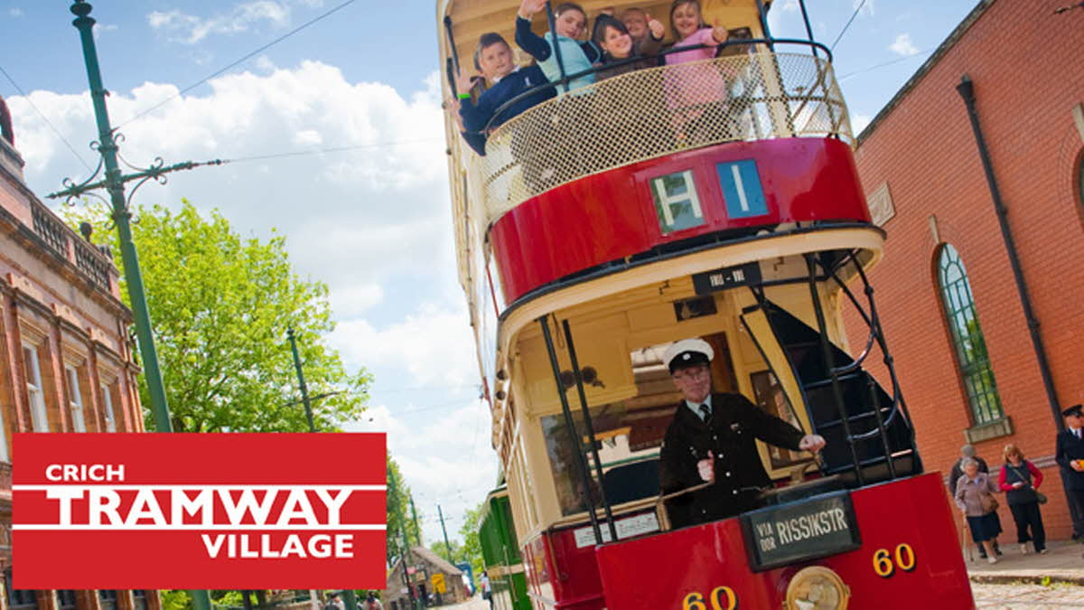 Events Manager, Crich Tramway Village