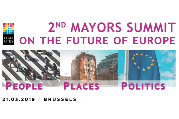 Second Mayors Summit announced on the future of Europe
