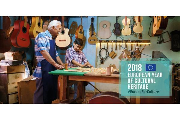 A new European landscape for heritage professions