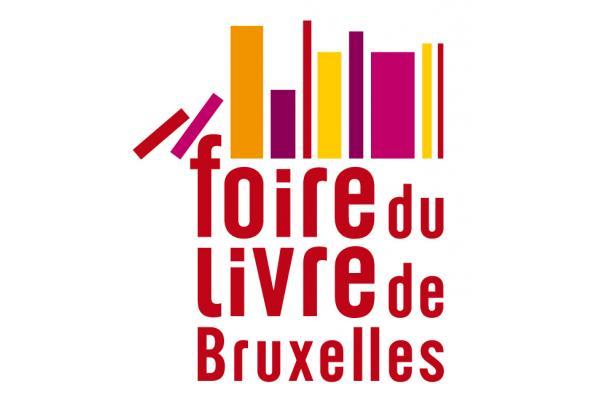 Volunteer work at the Foire du Livre de Bruxelles