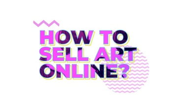 How to sell art online?