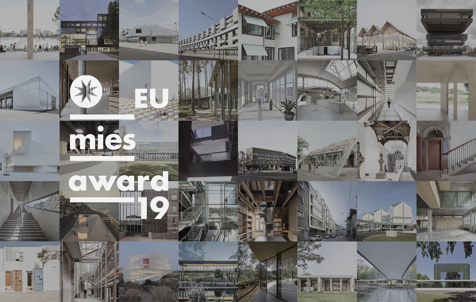 Follow the EU Mies Award 2019