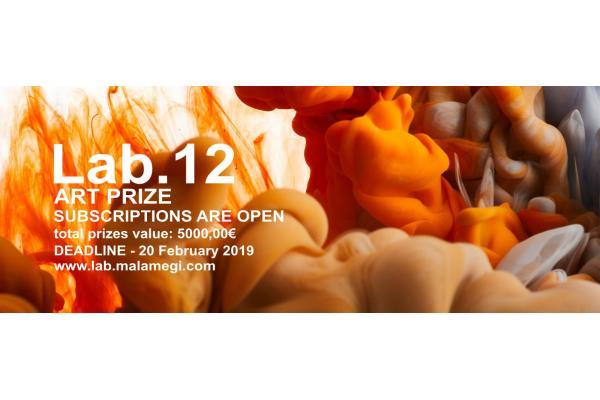 Lab.12 art contest