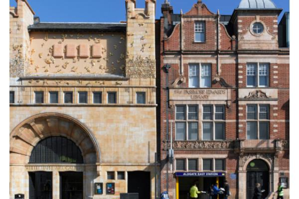 Is This Tomorrow? Visions of the future. Transform Whitechapel Gallery