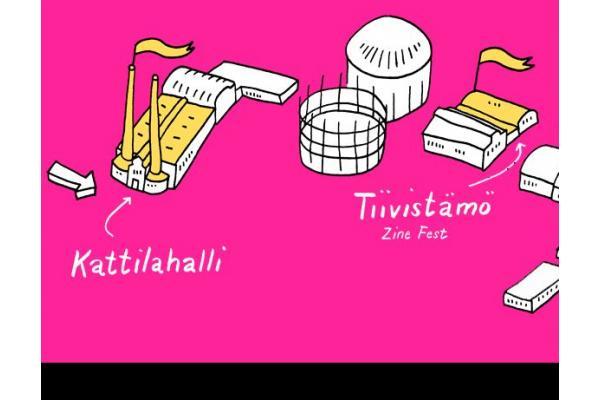 HELSINKI COMICS FESTIVAL