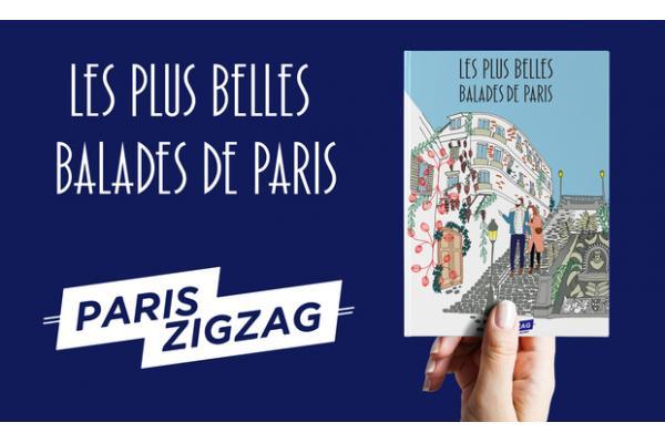 Les plus Belles Balades de Paris
