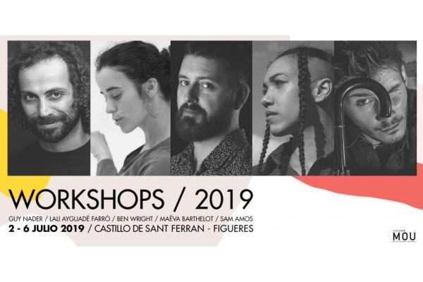 WORKSHOPS 2019 | MOU Figueres y Agitart