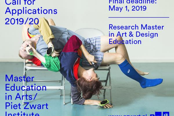MASTER EDUCATION IN ARTS 2019: FINAL CALL FOR APPLICATIONS