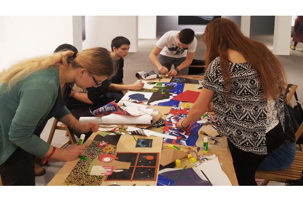 Artistic workshops for children & young adults at Galeria Bielska BWA