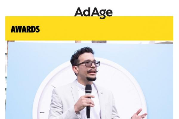 Ad Age's Young Creatives Cover Competition 2019