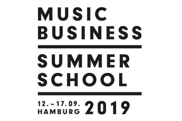MUSIC BUSINESS SUMMER SCHOOL 2019