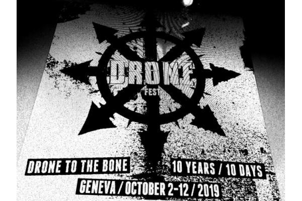 Drone To The Bone – Festival
