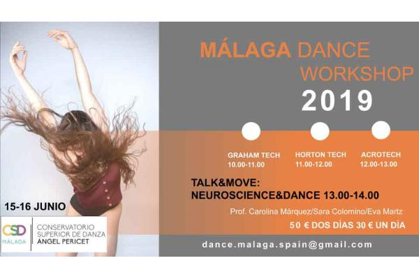 MÁLAGA DANCE WORKSHOP