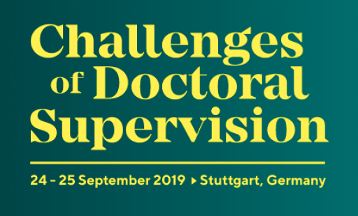 CHALLENGES OF DOCTORAL SUPERVISION